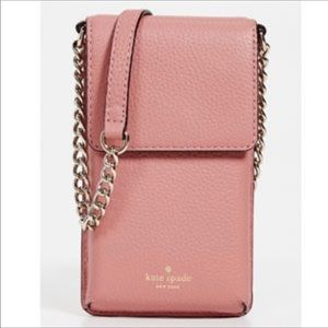 Kate Spade ♠️ North South Smartphone Crossbody